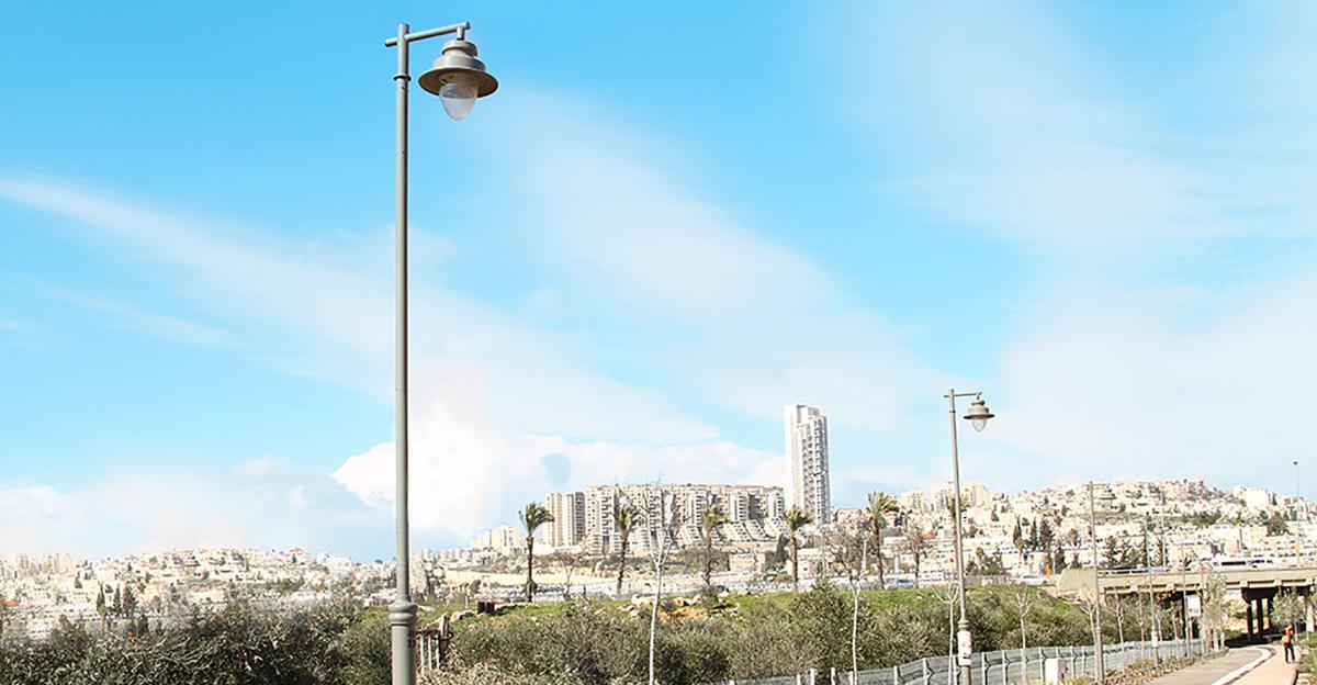 Station Compound - Jerusalem